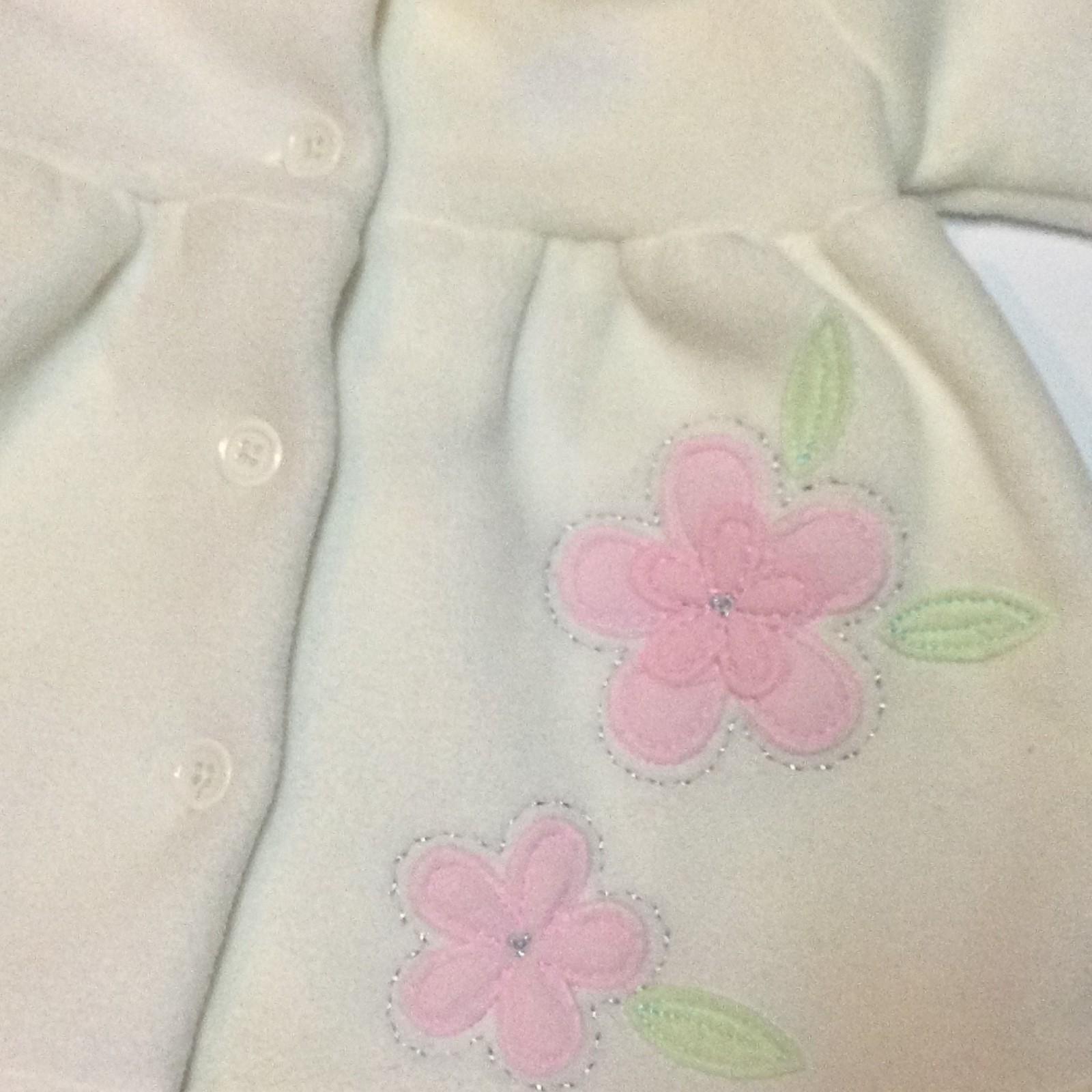 Girl Infant White Dress Jacket Goodlad of Philadelphia 12 Months