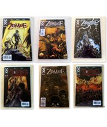Lot of 6 MAX ZOMBIE Comics - $12.00