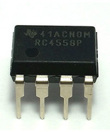 Texas Instruments RC4558P - Free Shipping - New - USA Seller - $4.98