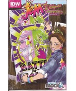 Nerd Block IDW Exclusive Jem And The Holograms Outrageous Annual VF/NM S... - $9.95