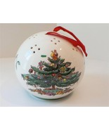 Spode vintage Christmas tree potpourri holder o... - $9.89