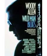 1998 WILD MAN BLUES Woody Allen Motion Picture Movie Promotional Poster ... - $7.99