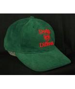 Dodge Different Green Baseball Cap Hat Western Slope Dodge EUC Box Shipped - $19.99