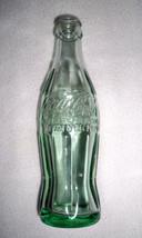 VTG COCA COLA Hobbleskirt Christmas Bottle; SOMERSWORTH, NH; Dec.25, 192... - $4.95