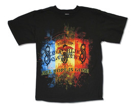 Slipknot-All Hope Is Gone-World Tour 2009-Small Black  T-shirt - $15.67