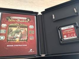 Nintendo DS~PAL REGION Professeur Layton: et fa boite de Pandore image 2