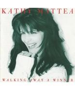 Kathy Mattea Walking Away a Winner CD - $4.99
