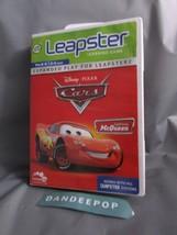 LeapFrog Leapster Cars Video Game Cartridge 30462 - $7.91