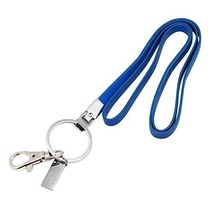 Office Lanyard, Boshiho PU Leather Necklace Lanyard with Strong Clip and... - $7.05