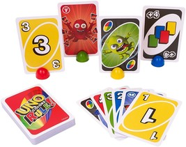UNO Colors Rule Card Game- Colors Come To Life- NIB- FREE SHIPPING - $11.50