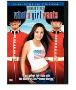 What a Girl Wants (Full Screen Edition) (Snap Case) - $7.91