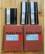 7 x Pukka Pad Various sizes - $27.63