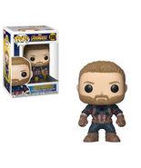 Avengers Infinity War - Captain America Funko Pop! Marvel: Toy [New] - $15.39