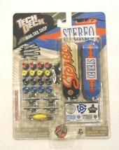 Tech Deck Mini SK8 Shop Stereo Finger Skate Board 2-pk Target Rare New! - $29.09