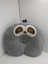 U Shaped Pillows Travel Pillow Neck Support Raccoon Head Rest Cushion - $15.67