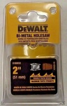 "DeWalt D180032 2"" Bi-Metal Deep Cut Style Hole Saw USA - $4.46"