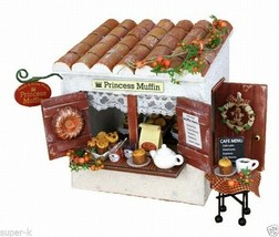 Doll House Handmade kit Cottage Kit [Muffin Shop] Billy Japan - $75.66