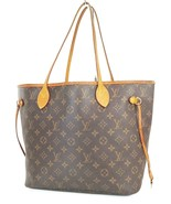 Authentic LOUIS VUITTON Neverfull MM Monogram Tote Bag Purse #39081 - $647.10