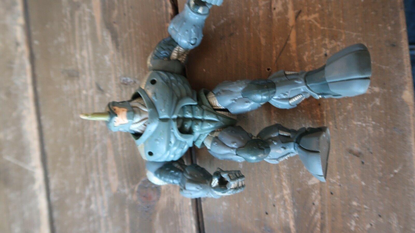 Marvel Legends 2007 Rhino Actionfigur