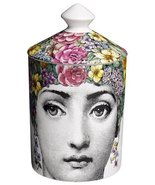 Fornasetti - Scented Candle with Lid - Flora - 300g - $158.40