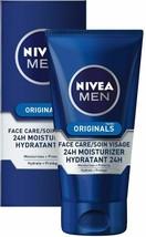 3 x Nivea Men Originals Face Care 24H Moisturizer image 2