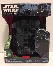 Star Wars Rogue One: Imperial Death Trooper Voice Changing Mask Toy Hasb... - £27.55 GBP