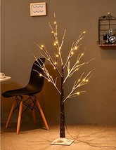 Bolylight LED Snow Tree 4FT 48 LED Artificial Decorations for Christmas/... - £39.88 GBP
