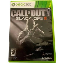 Call of Duty Black Ops 2 II Xbox 360, Zombies VGC - $19.99