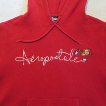 Aeropostale Tomboy Fit Red Pull Over Sweatshirt/Hoodie Size M - $14.95
