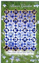Flower Garden 2 sizes Canyon Creek Quilt Pattern NEW 30 Days to Ship and... - $6.27
