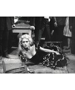 Brigitte Bardot: Sultry Expression Lying on Floor, an Archival Print - $719.95+