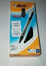 12 Pens NEW BIC FPIN11 18893 Intensity Permanent Pen, 0.5 mm, Fine, Blue... - $16.82