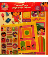 Dora The Explorer Scrapbook Theme Pack Scrapboo... - $12.86