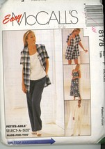 McCall's 8178 Misses Dress or Top, Jacket, Pant... - $3.00