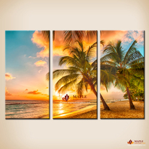 3 pcs decorative pictures canvas prints cheap wall art  large wall pictu... - $28.54