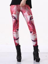 Superhot Red Lion Jumper Yoga Leggings Women Animal Digital Sexy Gym Spo... - $21.99