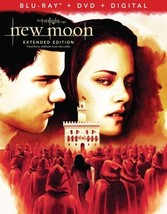 Twilight-New Moon Extended Edition (Blu-ray/DVD/W-Digital)