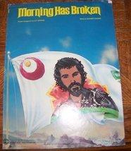 Morning Has Broken (Sheet Music) [Sheet music] [Jan 01, 1972] - $15.60