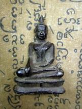 RARE! HOLY PHRA BUDDHA PANG CHANAMARN STATUE PROTECTIVE THAI BUDDHA AMULETS - $9.99