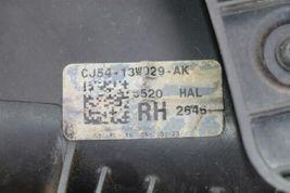 13-16 Ford Escape Halogen Headlight Lamp Passenger Right RH image 10