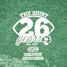 The Shirt 26 Years  2015 Notre Dame Irish Football Golden Tradition Legion XL image 5
