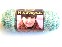 Homespun Yarn Mixed Berries Lion Brand - $15.87 CAD