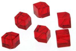 4pcs - 4mm Swarovski Crystal Diagonal Cube Beads #5600 - You Choose The Color image 6