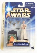 Star Wars Gold Saga - General Jan Dodonna Battle of Yavin - $10.99