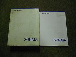 2004 HYUNDAI SONATA Service Repair Shop Workshop Manual Set Factory Bran... - $257.35
