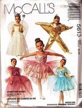 1991 COSTUME Pattern 5613-m Child Size 8, 10 - UNCUT - $12.59