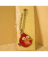 NECKLACE & PENDANT CHILDS RED HAPPY ANGRY BIRD ... - $7.99