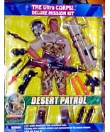 The Ultra Corps! Delux Mission Kit - Desert Patrol  - $30.00