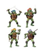 TEENAGE MUTANT NINJA TURTLES CLASSIC RETRO 1990... - $129.00