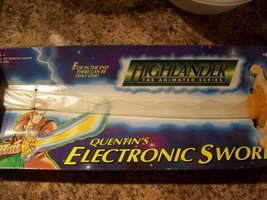 Highlander The Animated Series Electronic Sword - $122.99